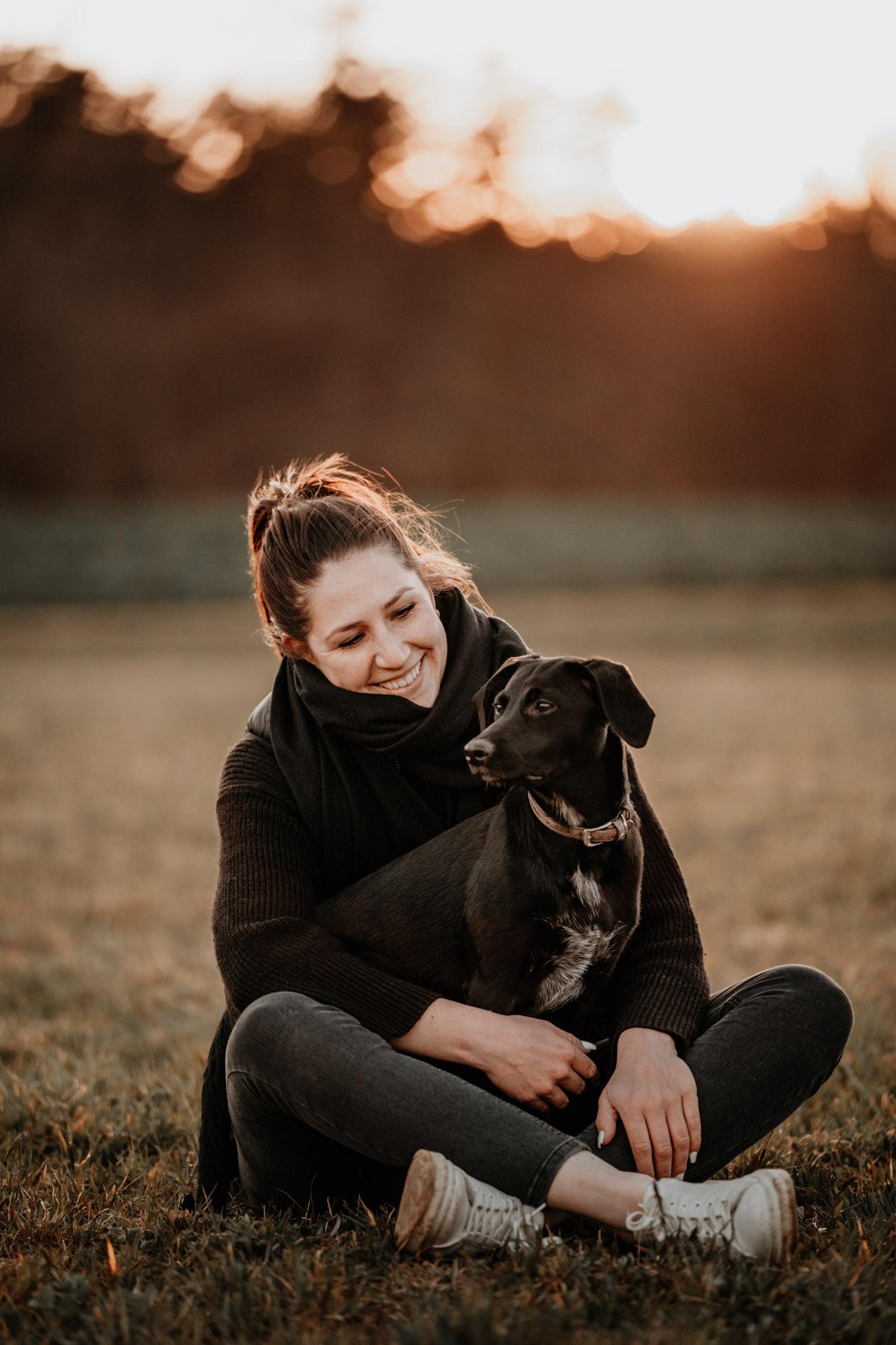 Welpenshooting im Fricktal Schweiz Hundeshooting Hundefotografin Welpe